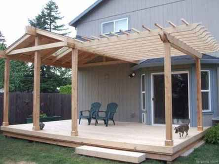 Fabulous Patio Ideas with Pergola 22