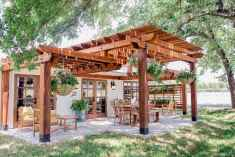 Fabulous Patio Ideas with Pergola 56