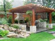 Fabulous Patio Ideas with Pergola 64