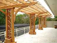 Fabulous Patio Ideas with Pergola 73