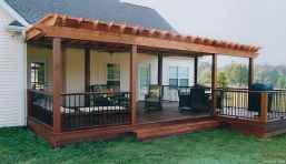 Fabulous Patio Ideas with Pergola 85