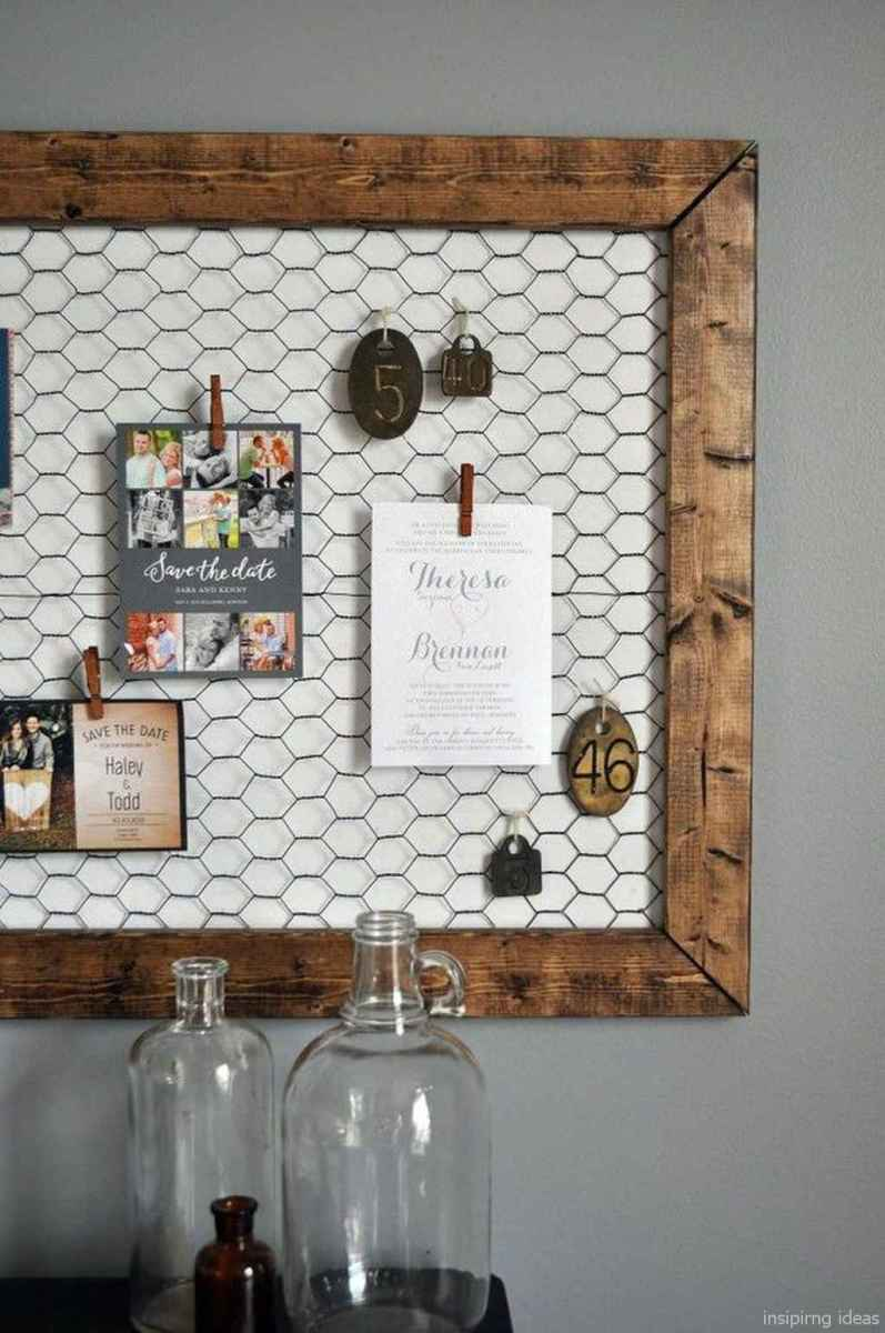 Rustic Farmhouse Home Decor Ideas 41