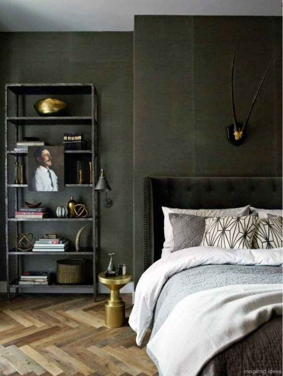 13 Nice Simple Bedroom Decor Ideas for Men