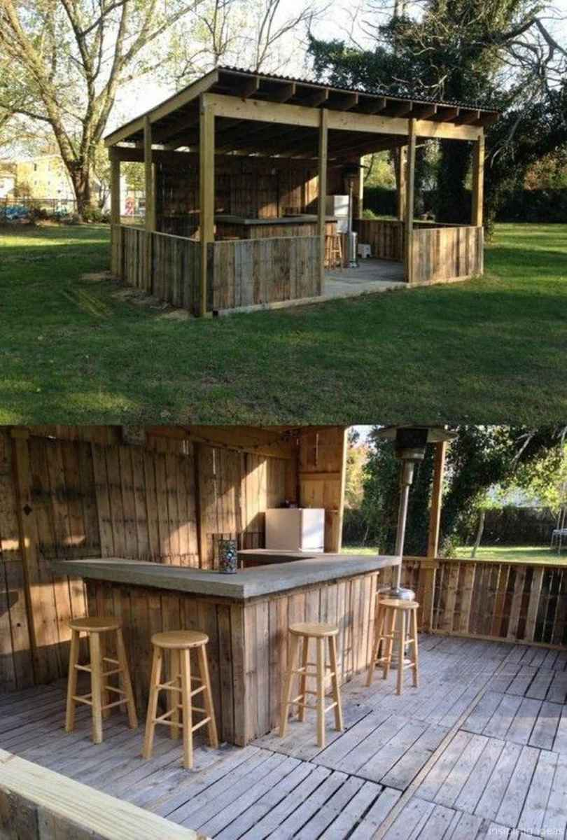16 Nice DIY Pallet Bar Design Ideas