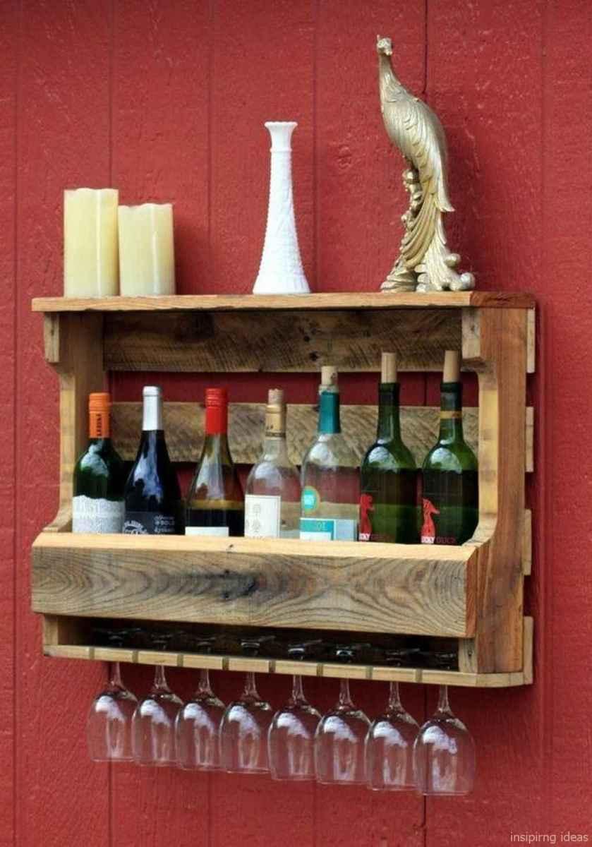 23 Nice DIY Pallet Bar Design Ideas