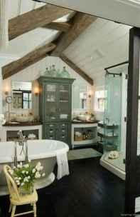 25 Best Modern Farmhouse Master Bathroom Design Ideas