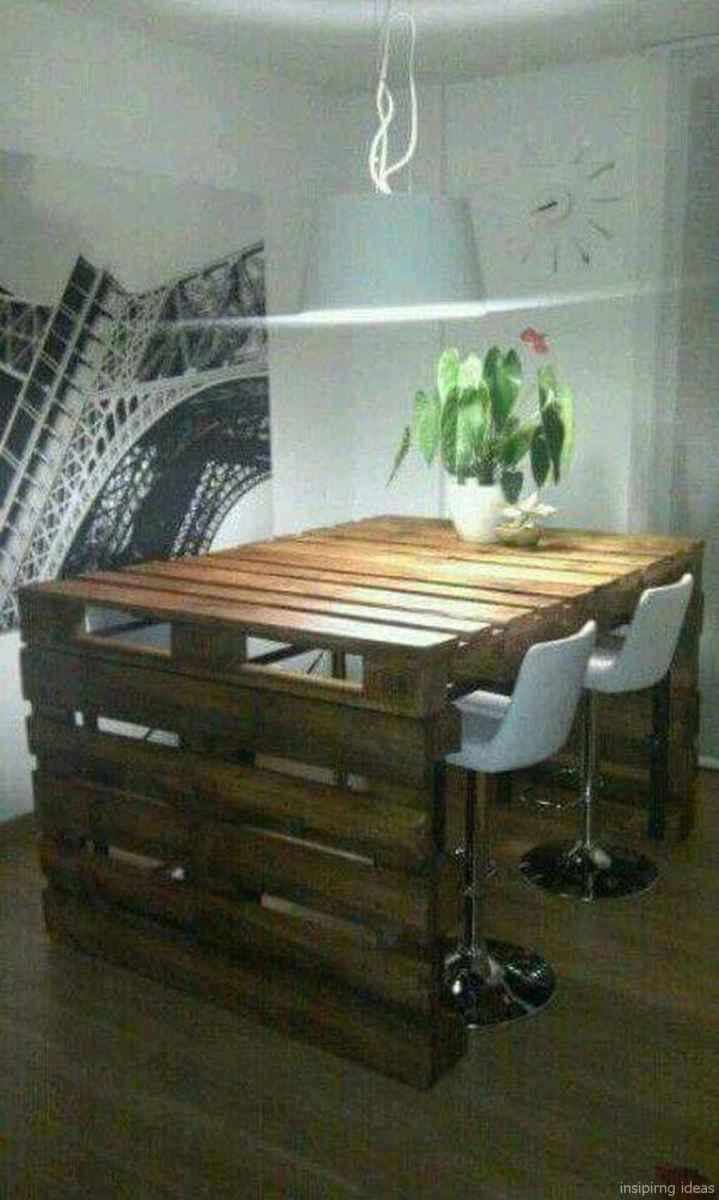 29 Nice DIY Pallet Bar Design Ideas