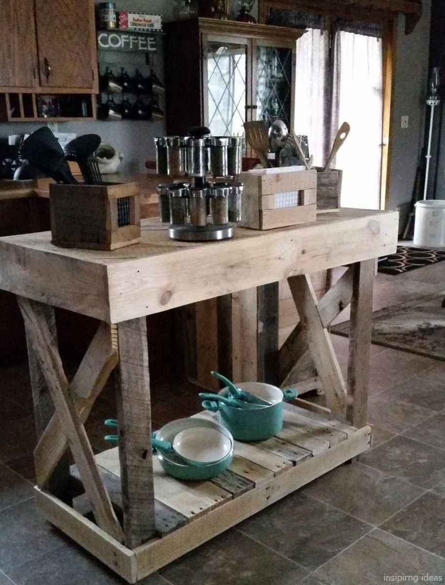 41 Nice DIY Pallet Bar Design Ideas