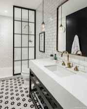 67 Best Modern Farmhouse Master Bathroom Design Ideas