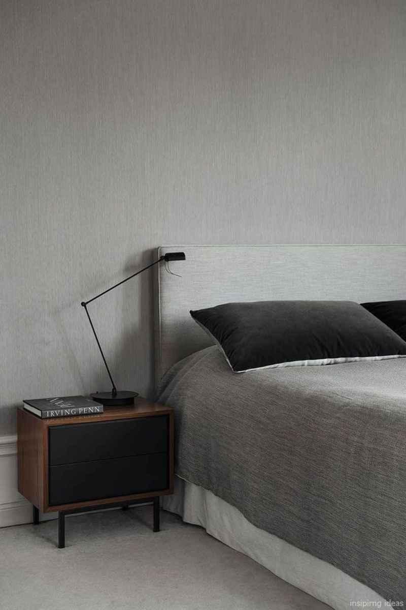 Minimalist Apartment Bedroom Decorating Ideas 24