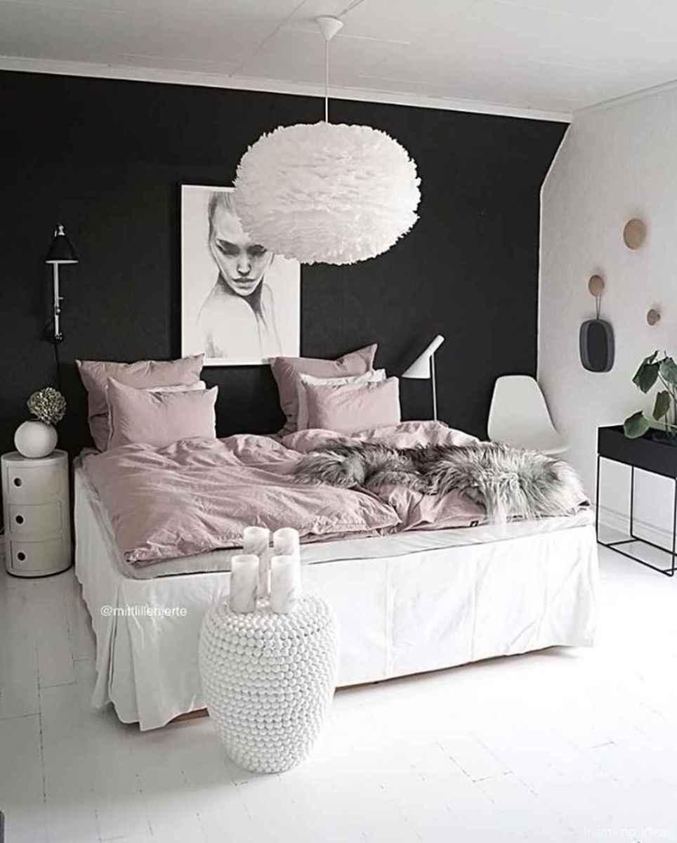 Minimalist Apartment Bedroom Decorating Ideas 29