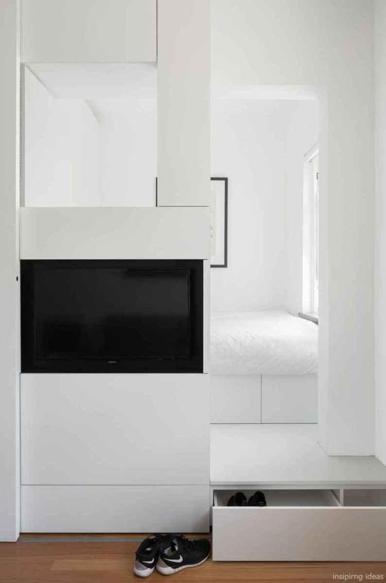 Minimalist Apartment Bedroom Decorating Ideas 51