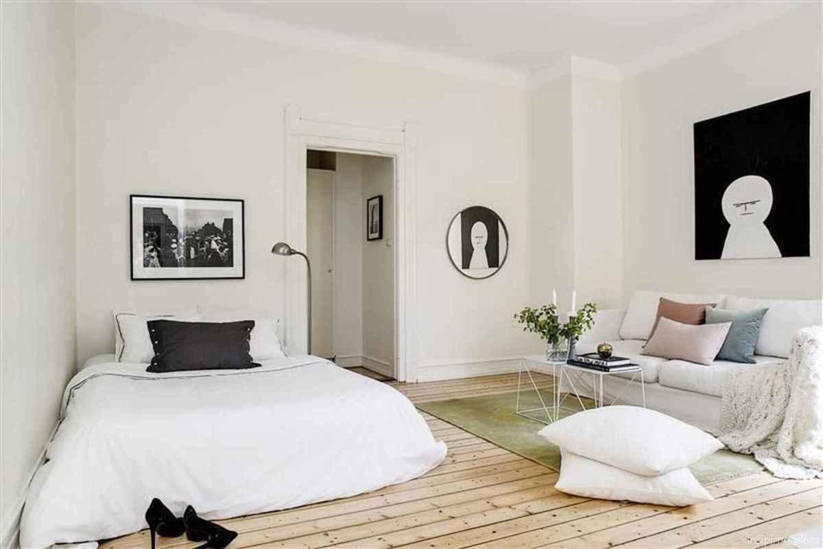 Minimalist Apartment Bedroom Decorating Ideas 67