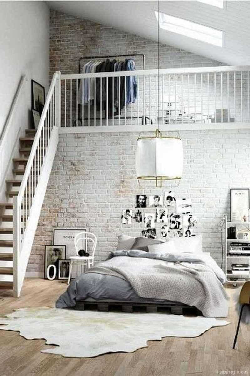 Minimalist Apartment Bedroom Decorating Ideas 78