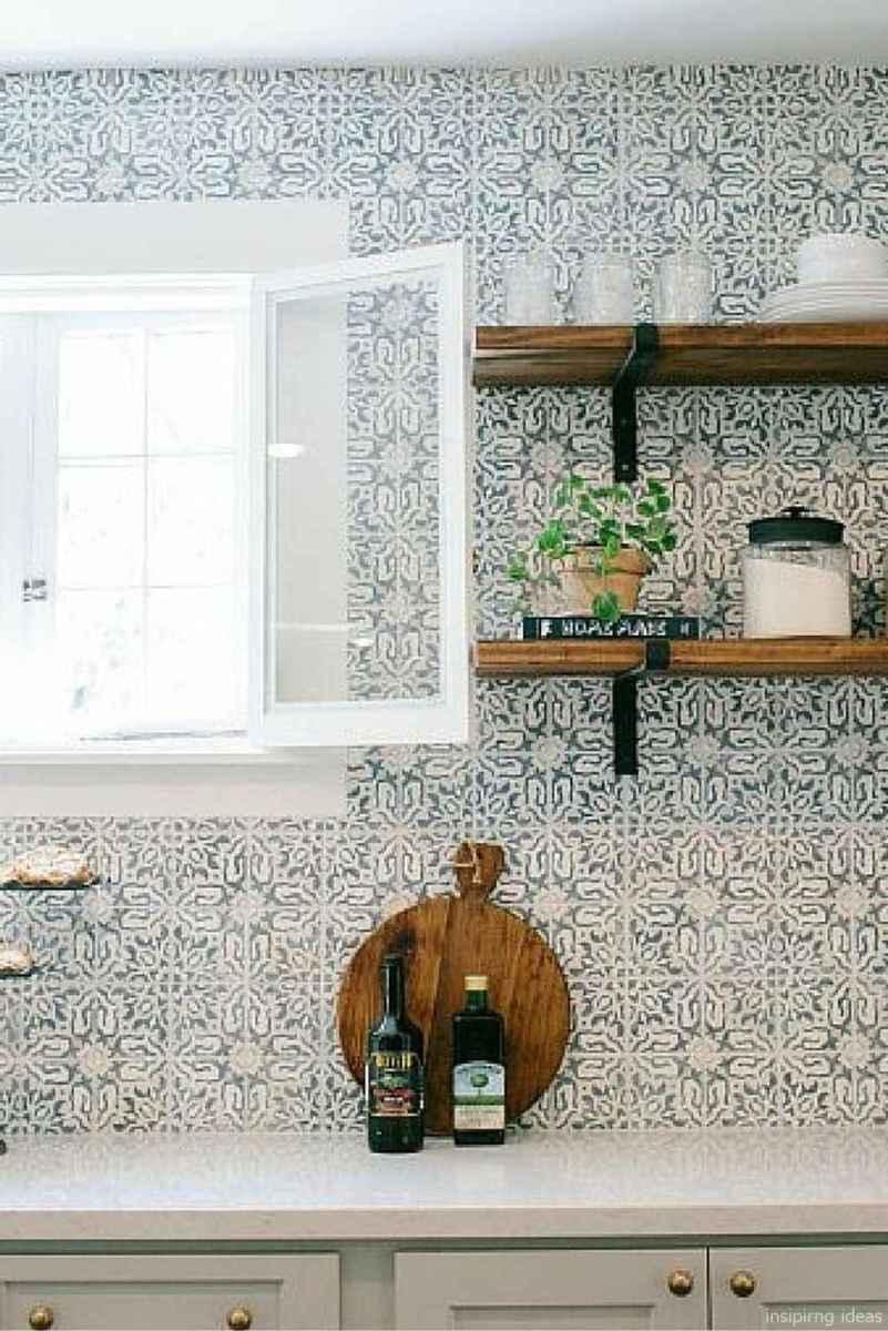 Modern Farmhouse Kitchen Backsplash Design Ideas 09