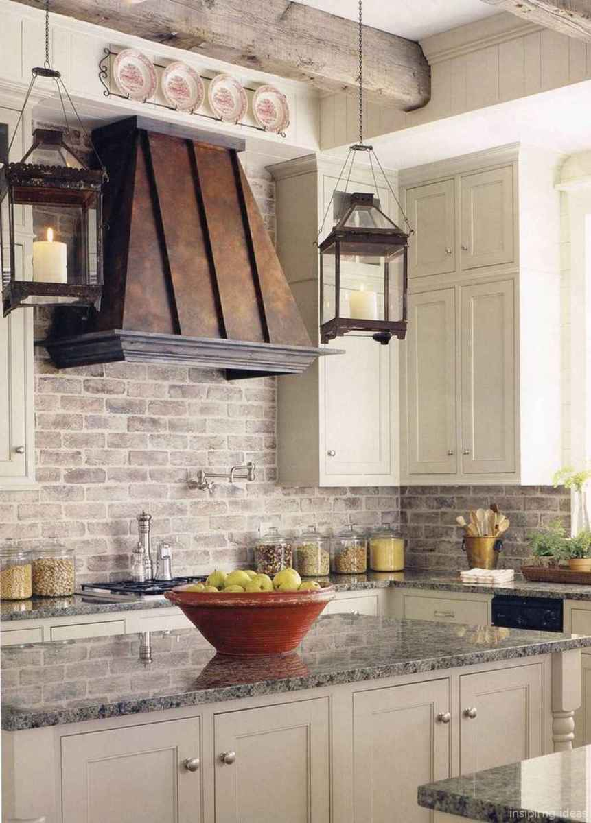 Modern Farmhouse Kitchen Backsplash Design Ideas 44