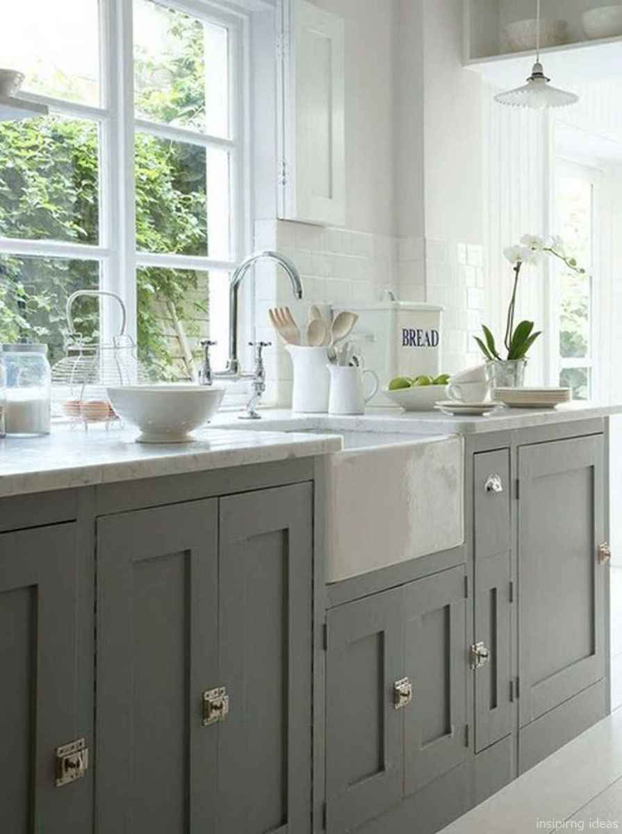 Modern Farmhouse Kitchen Backsplash Design Ideas 55