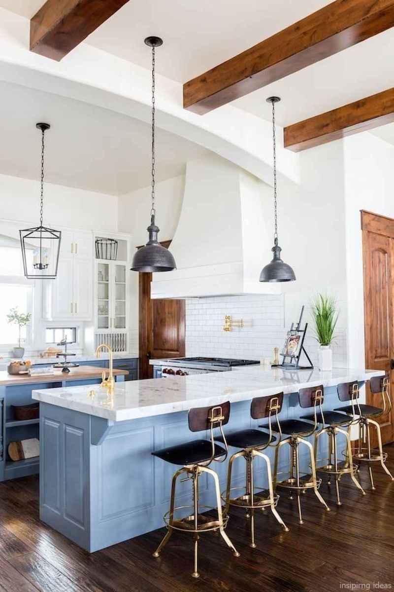 Modern Farmhouse Kitchen Backsplash Design Ideas 63