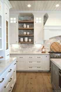 Modern Farmhouse Kitchen Backsplash Design Ideas 64