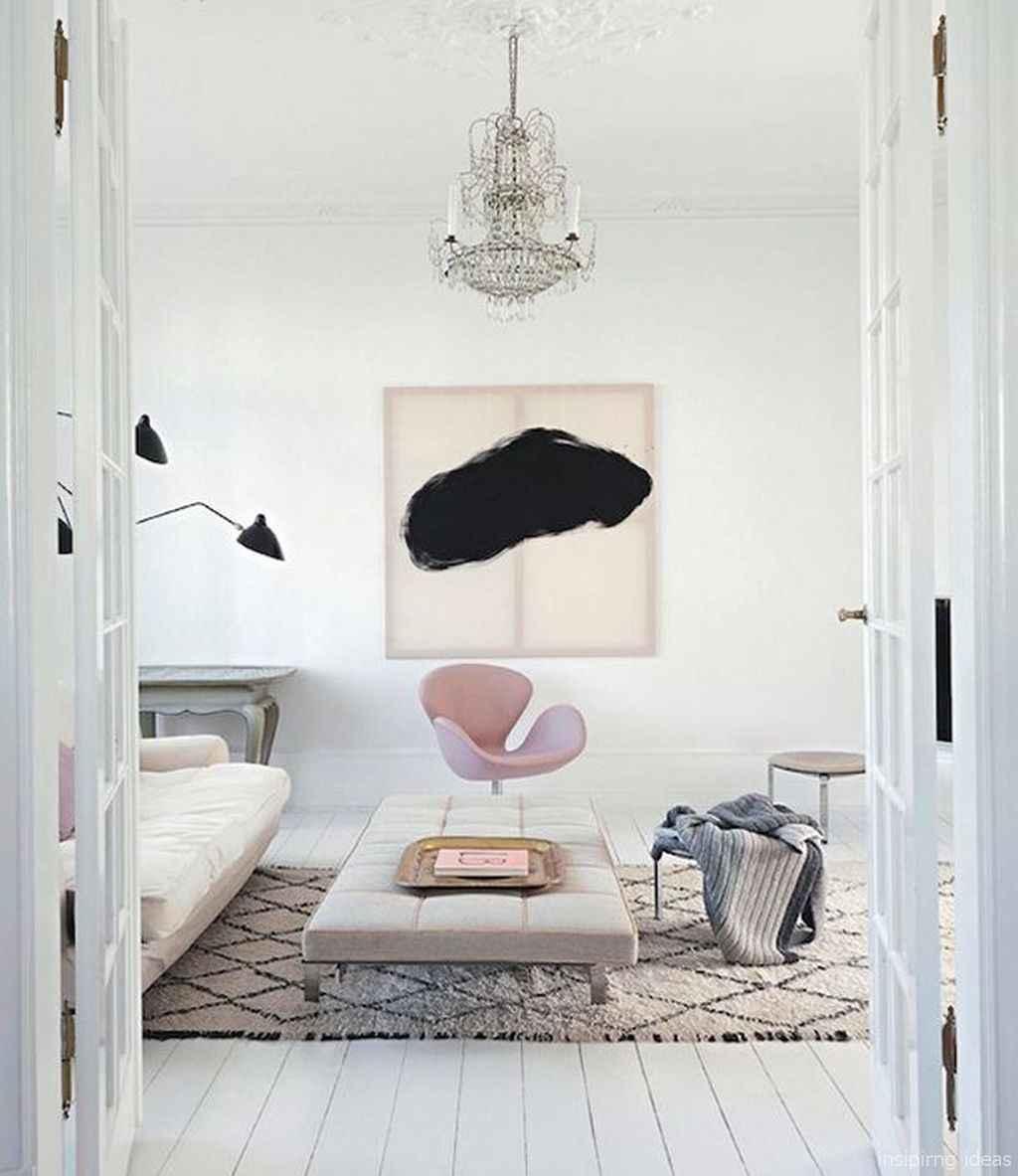 09 Cheap Modern Apartment Living Room Decorating Ideas
