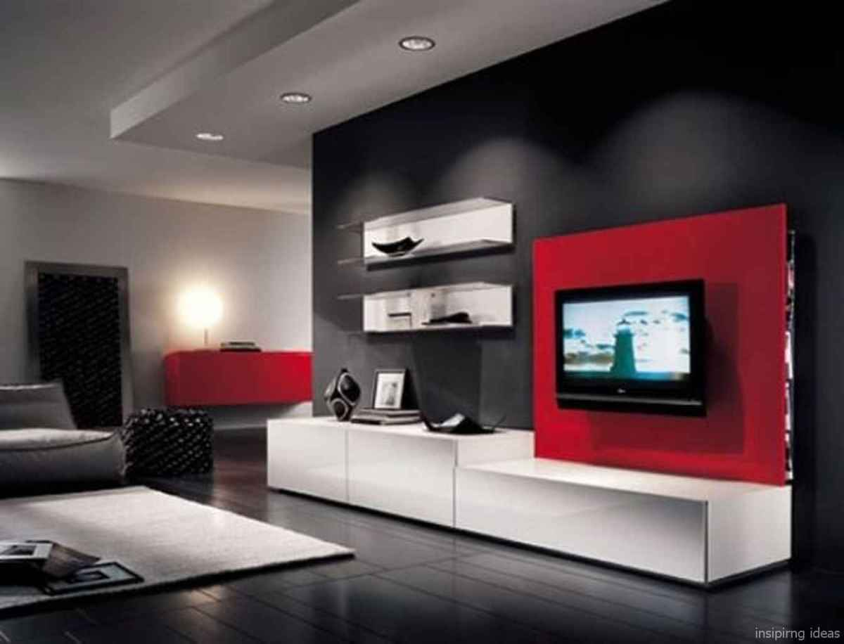 09 Modern Living Room Color Schemes Decor Ideas