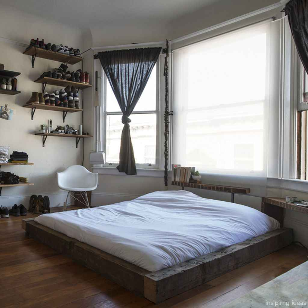 17 Simple Bedroom Design Ideas for Small Space