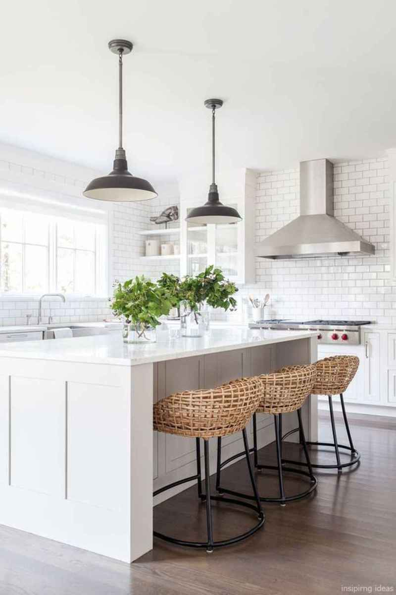 28 Modern Farmhouse Kitchen Remodel Ideas