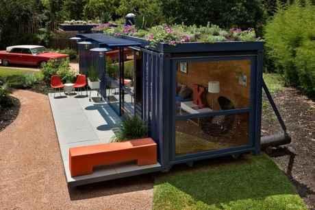 29 Genius Container House Design Ideas