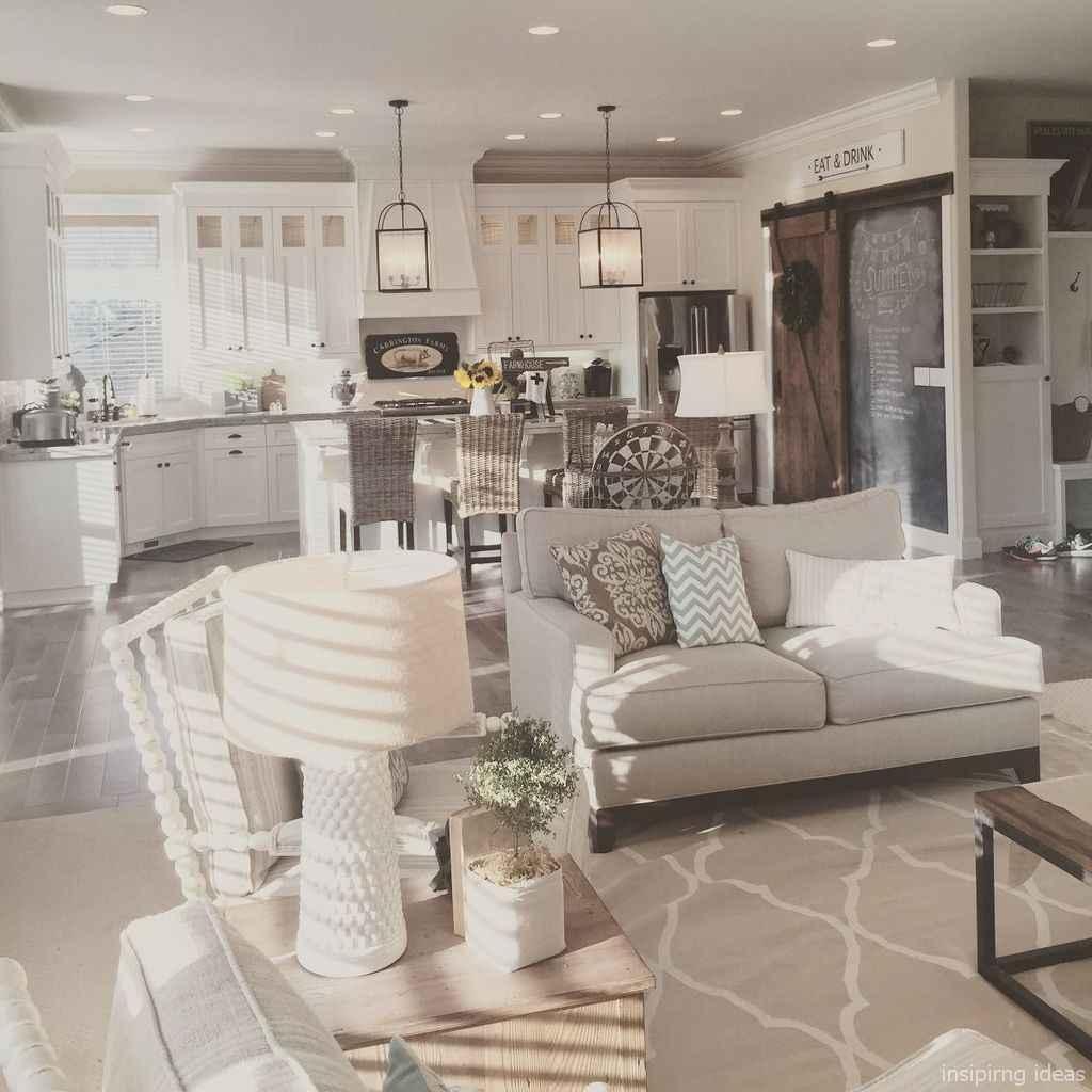 29 Modern Farmhouse Kitchen Remodel Ideas