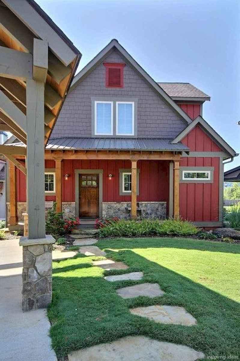 29 Modern Small Farmhouse Exterior Design Ideas