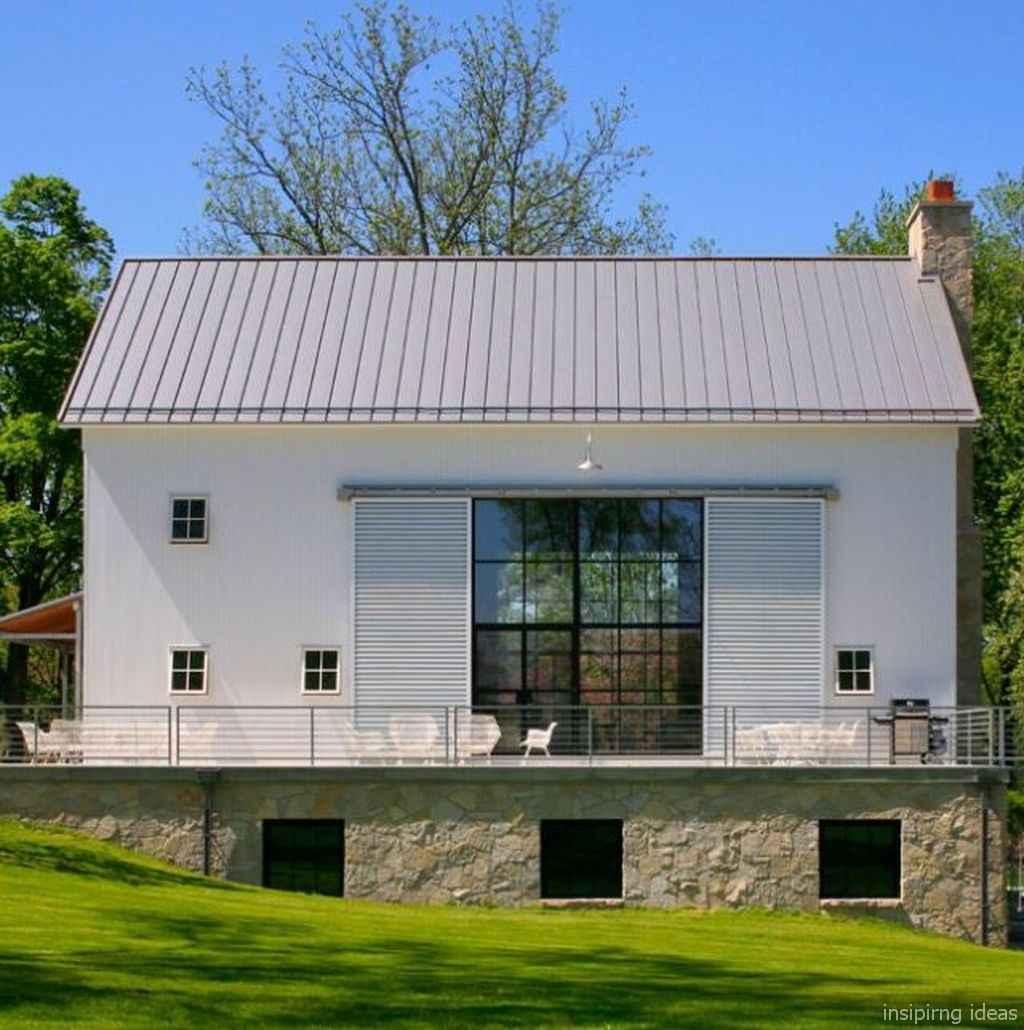31 Modern Small Farmhouse Exterior Design Ideas