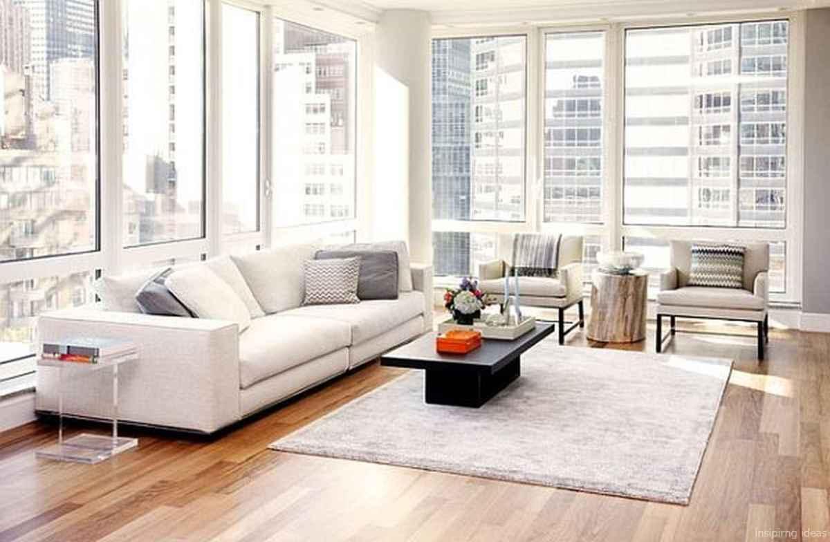 32 Cheap Modern Apartment Living Room Decorating Ideas