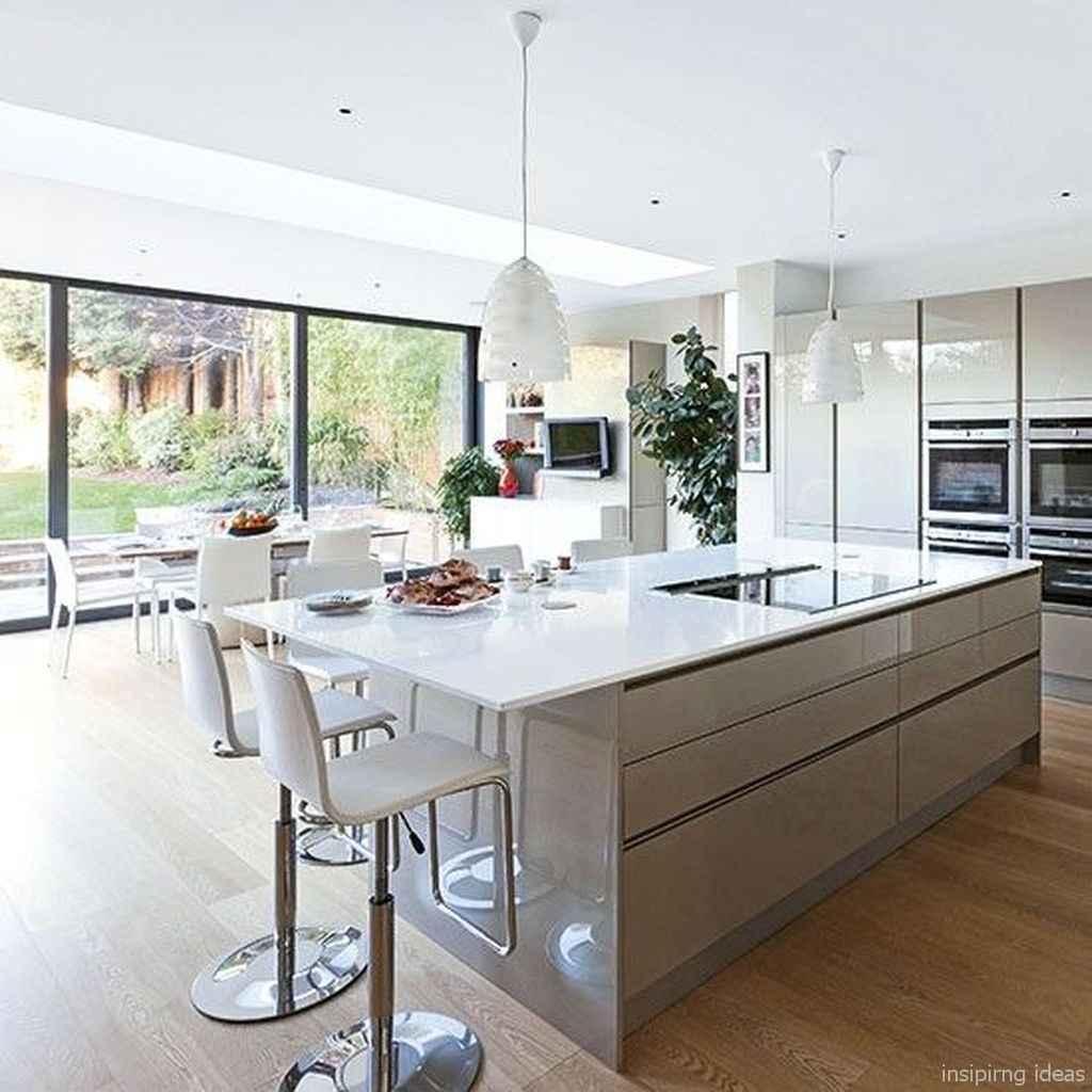 32 Fabulous Modern Kitchen Island Ideas