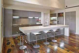 33 Fabulous Modern Kitchen Island Ideas