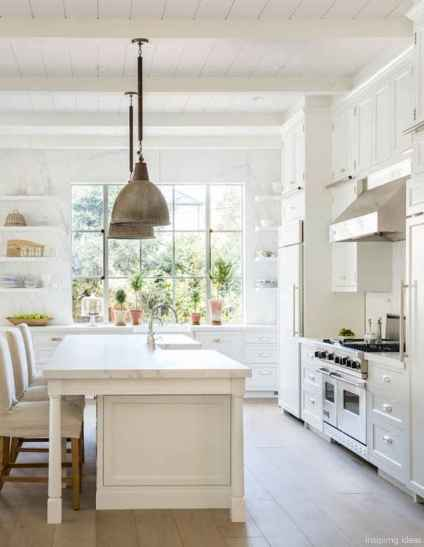 34 Modern Farmhouse Kitchen Remodel Ideas