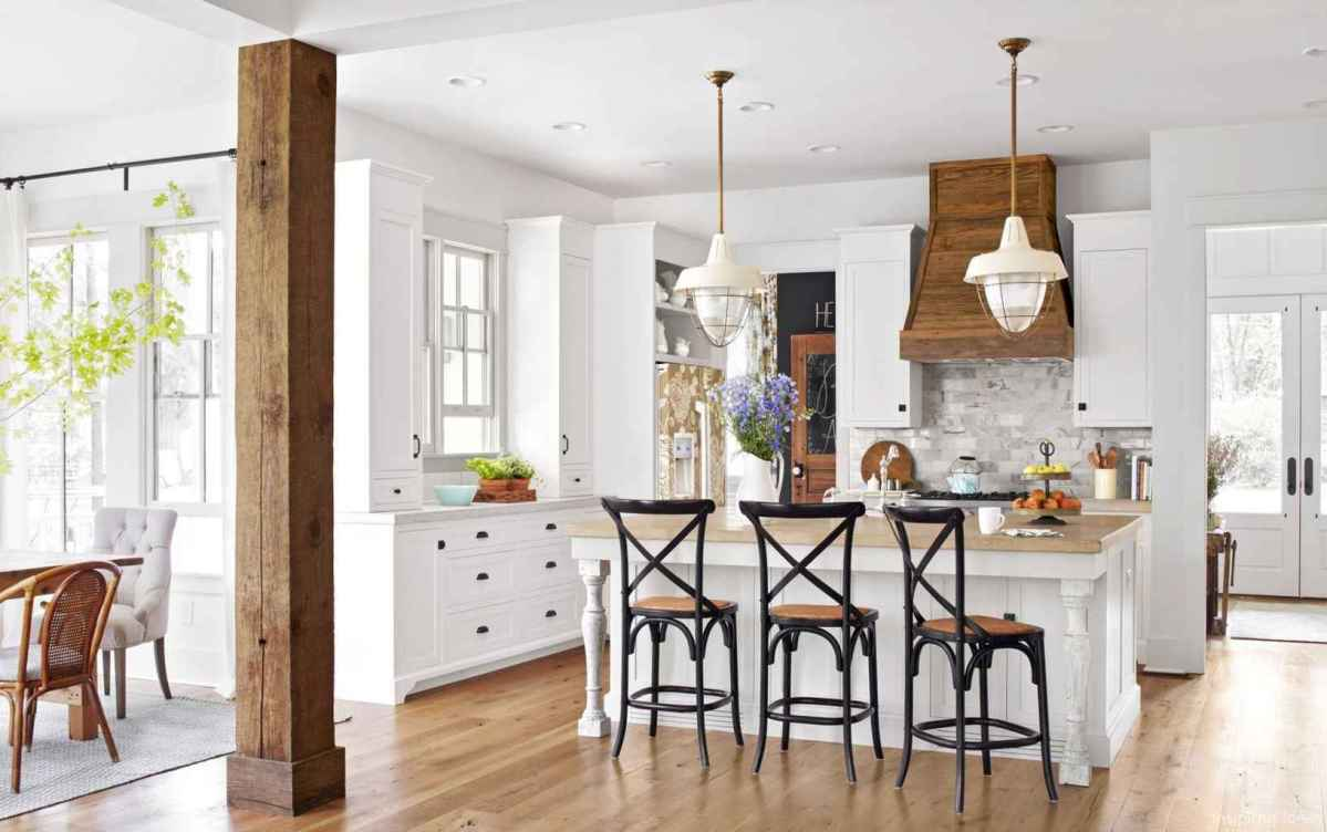 35 Modern Farmhouse Kitchen Remodel Ideas