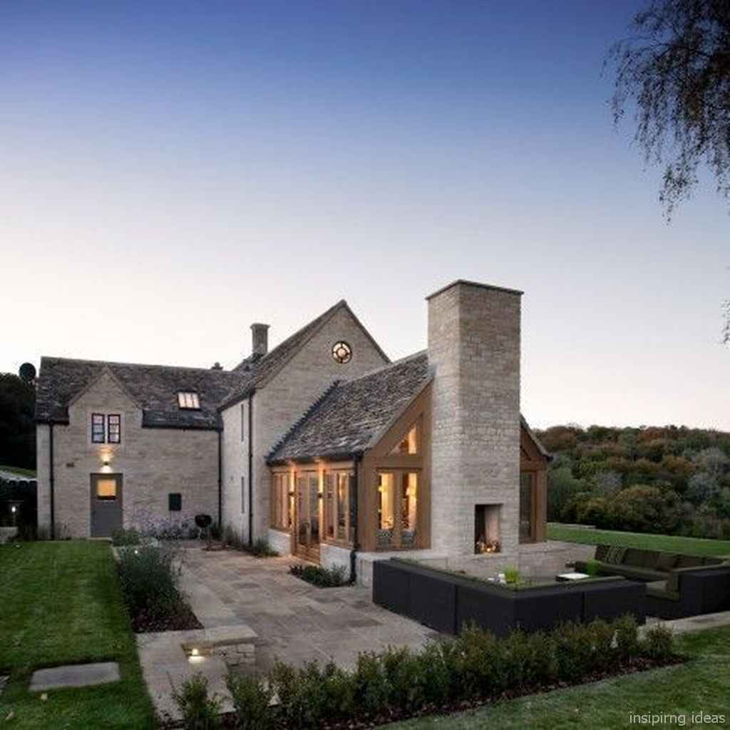 36 Modern Small Farmhouse Exterior Design Ideas