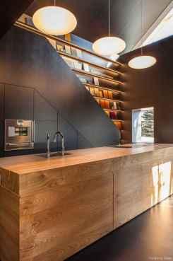 37 Fabulous Modern Kitchen Island Ideas