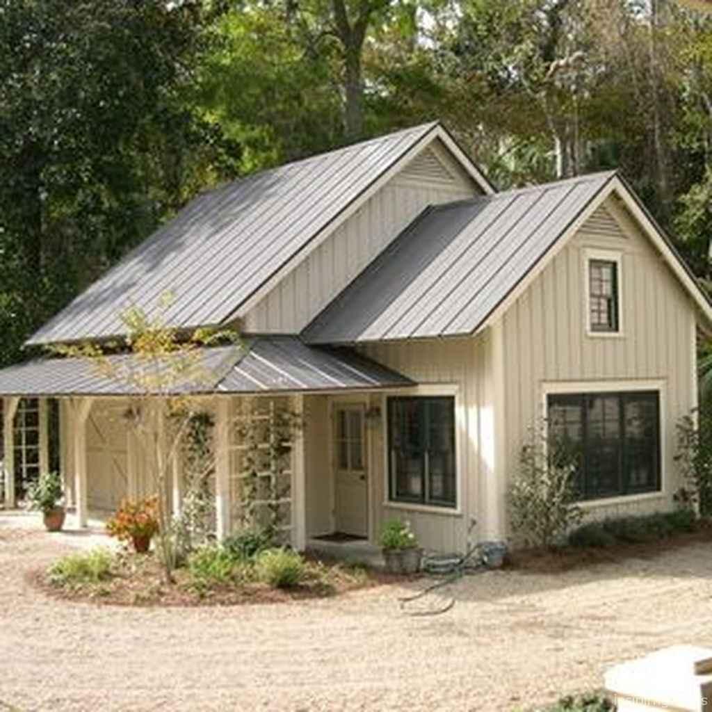 38 Modern Small Farmhouse Exterior Design Ideas