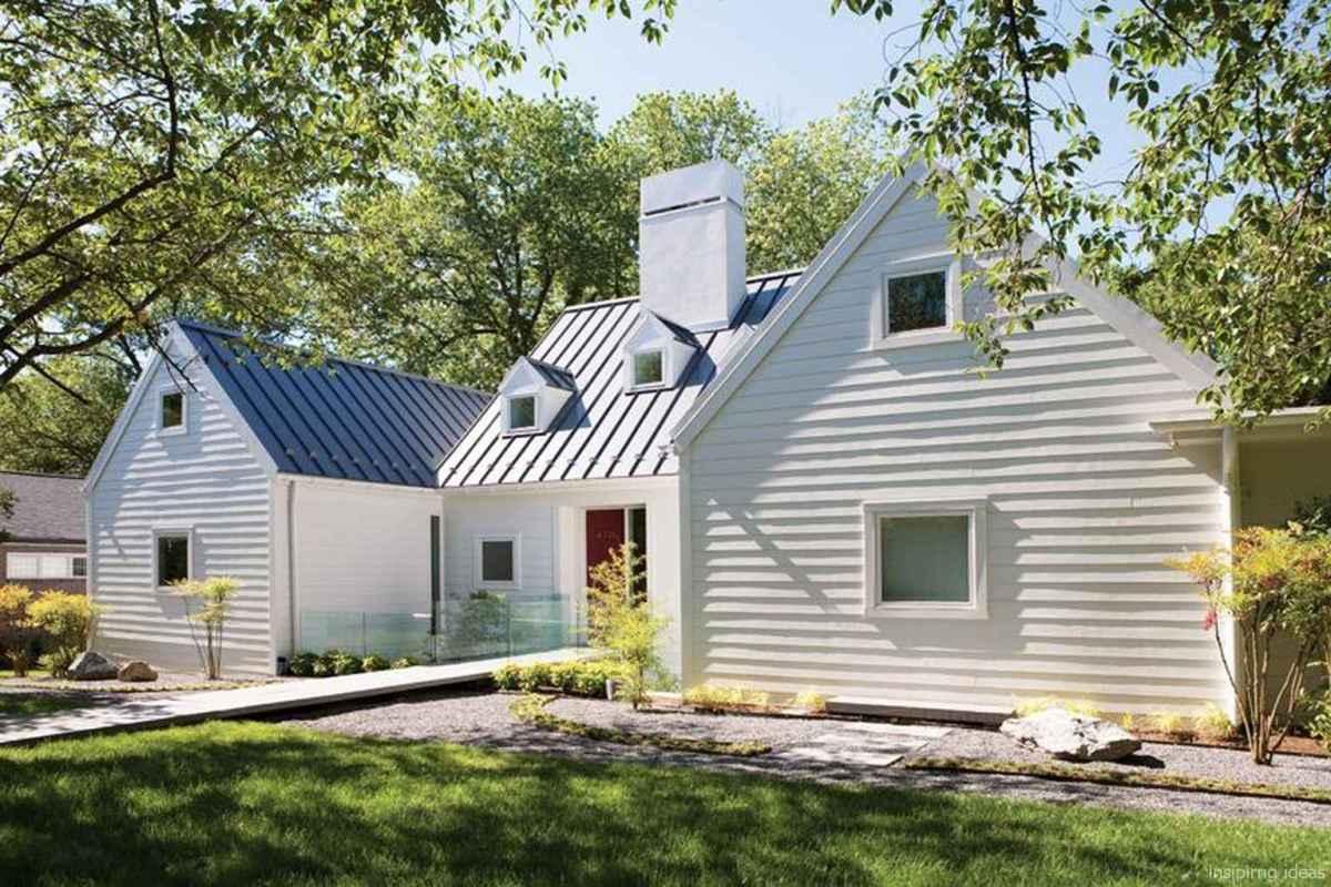 42 Modern Small Farmhouse Exterior Design Ideas