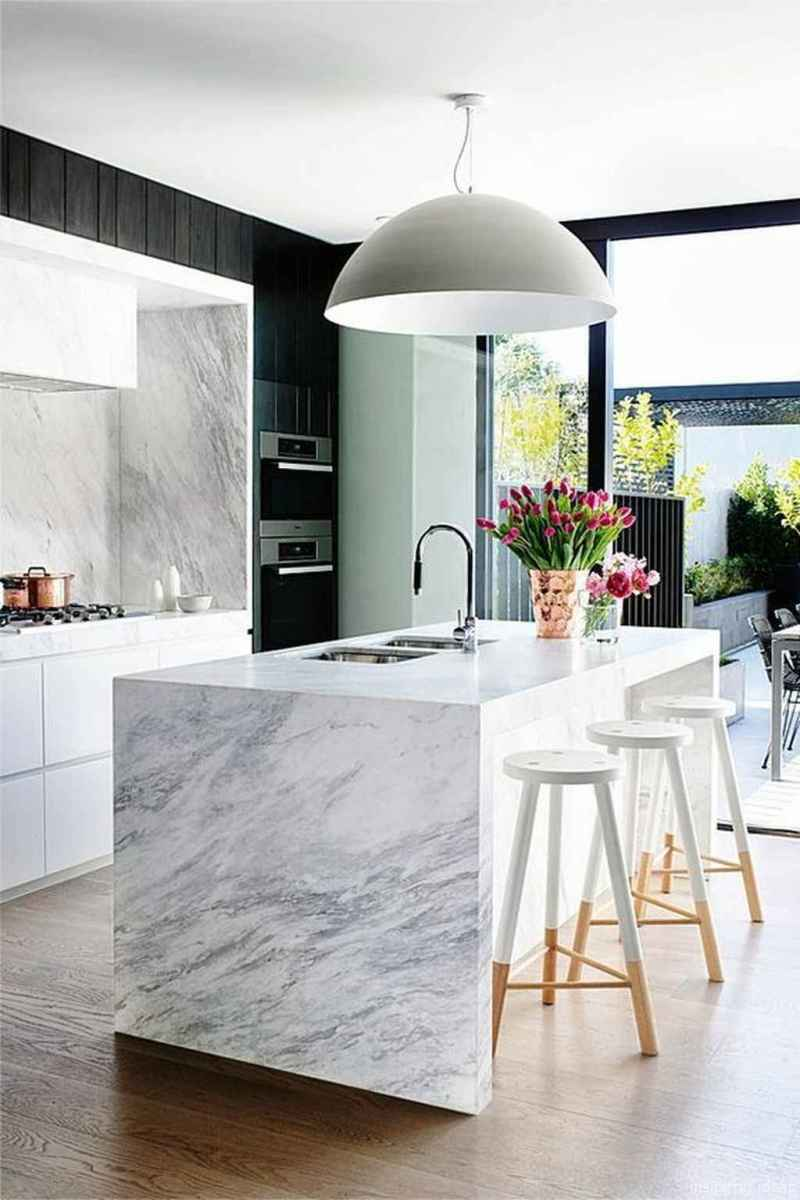 45 Fabulous Modern Kitchen Island Ideas