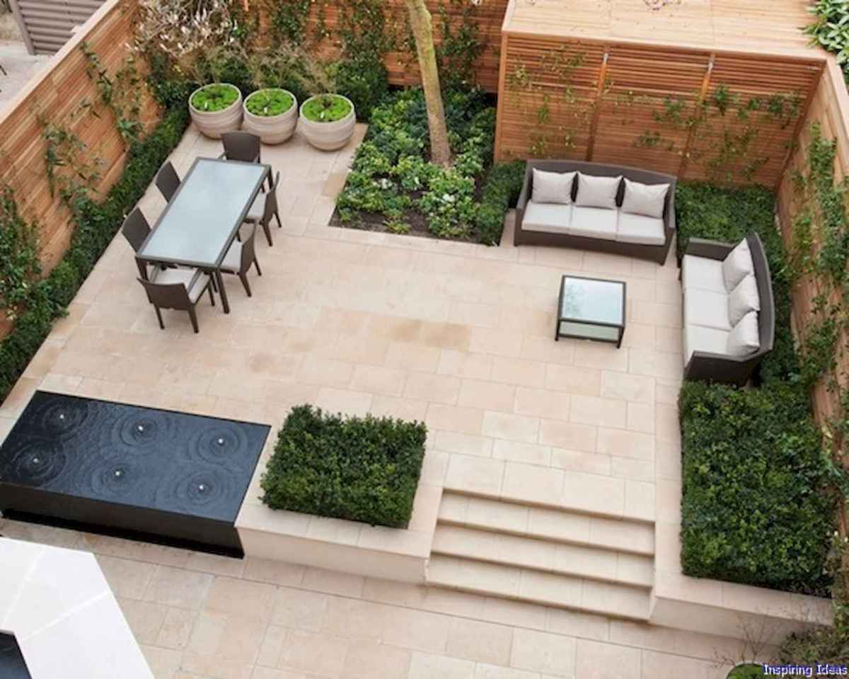 46 Inspiring Garden Landscaping Design Ideas