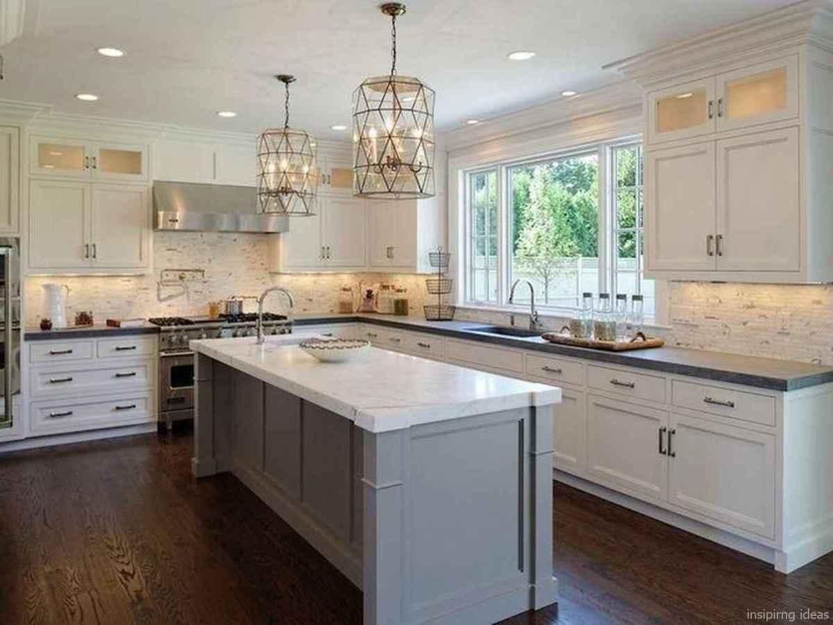 46 Modern Farmhouse Kitchen Remodel Ideas