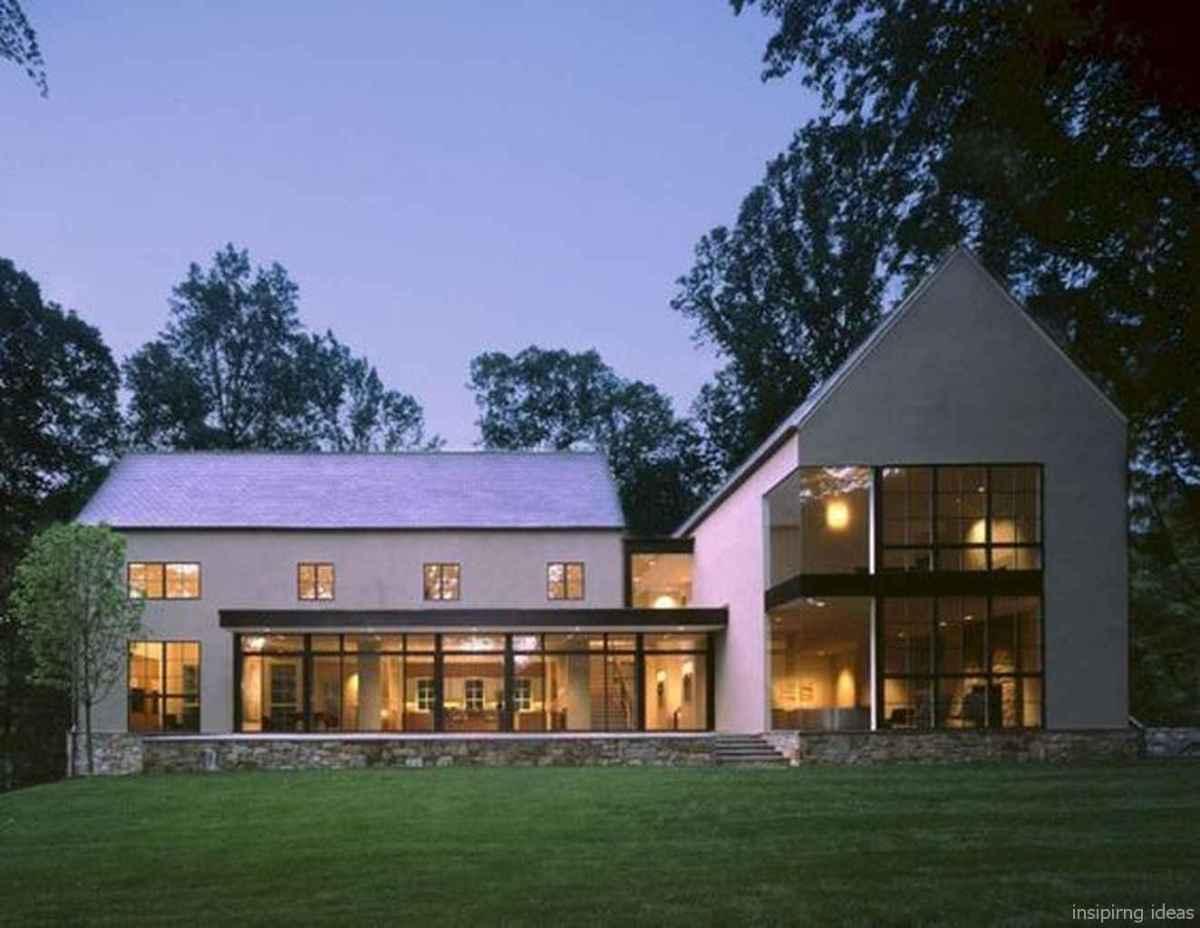 47 Modern Small Farmhouse Exterior Design Ideas