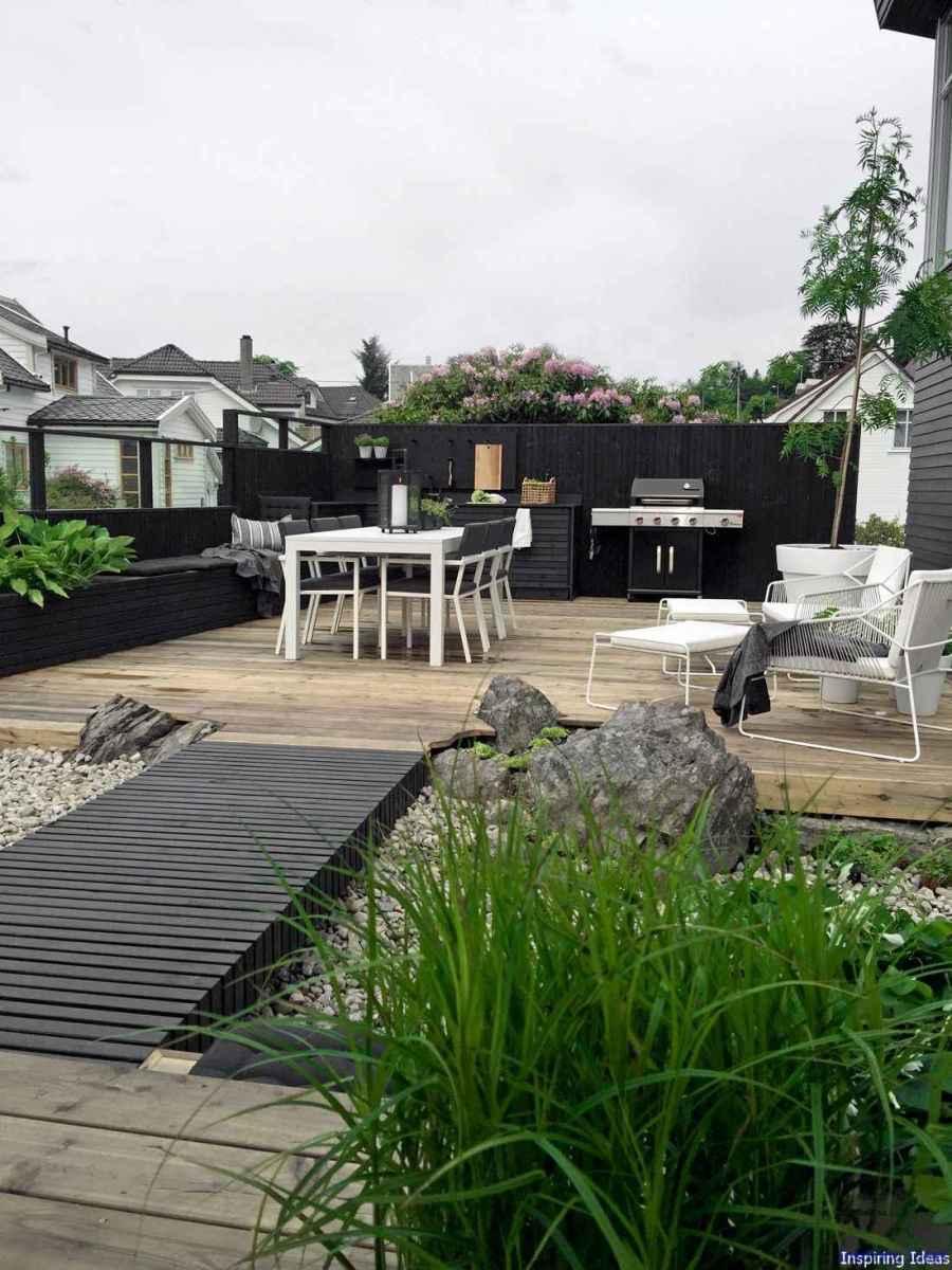 48 Inspiring Garden Landscaping Design Ideas