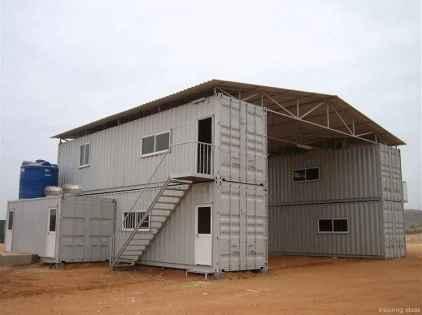 52 Genius Container House Design Ideas