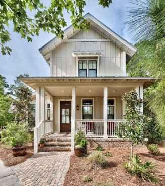52 Modern Small Farmhouse Exterior Design Ideas