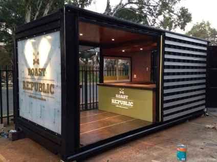 54 Genius Container House Design Ideas