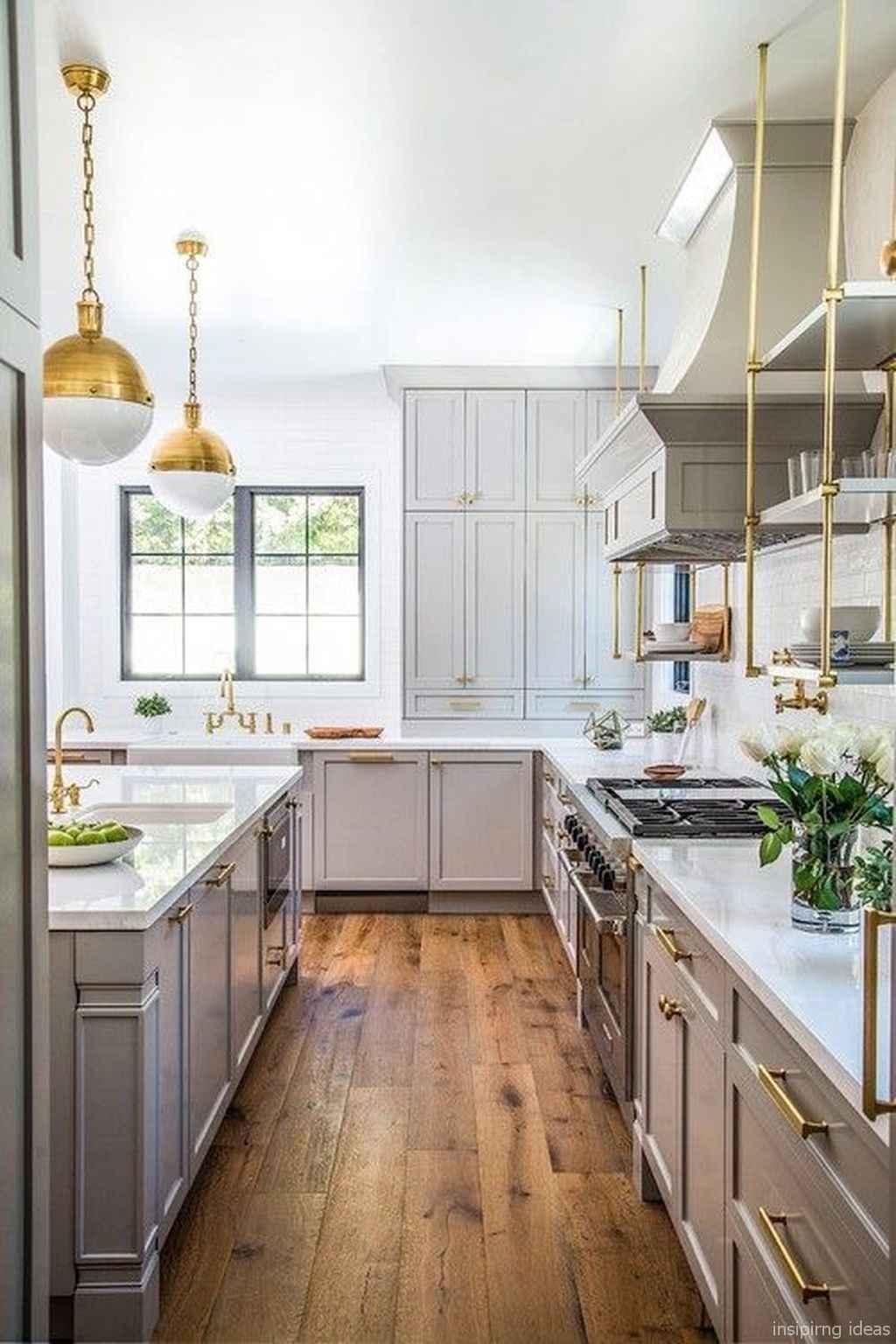 66 Modern Farmhouse Kitchen Remodel Ideas Lovelyving