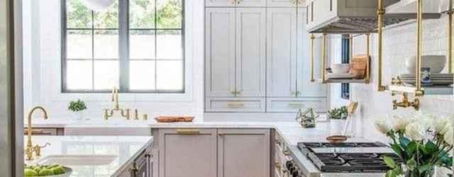 55 Modern Farmhouse Kitchen Remodel Ideas